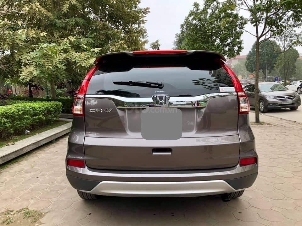 Cần bán Honda CRV 2017 bản 2.0 xám, xe zin như mới (11)