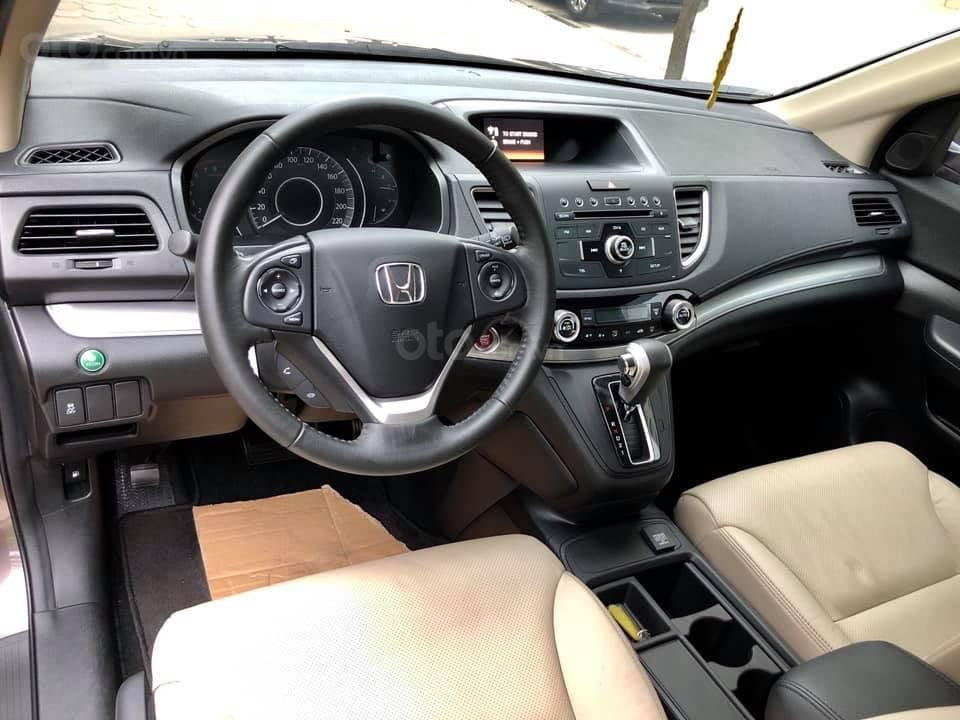 Cần bán Honda CRV 2017 bản 2.0 xám, xe zin như mới (7)