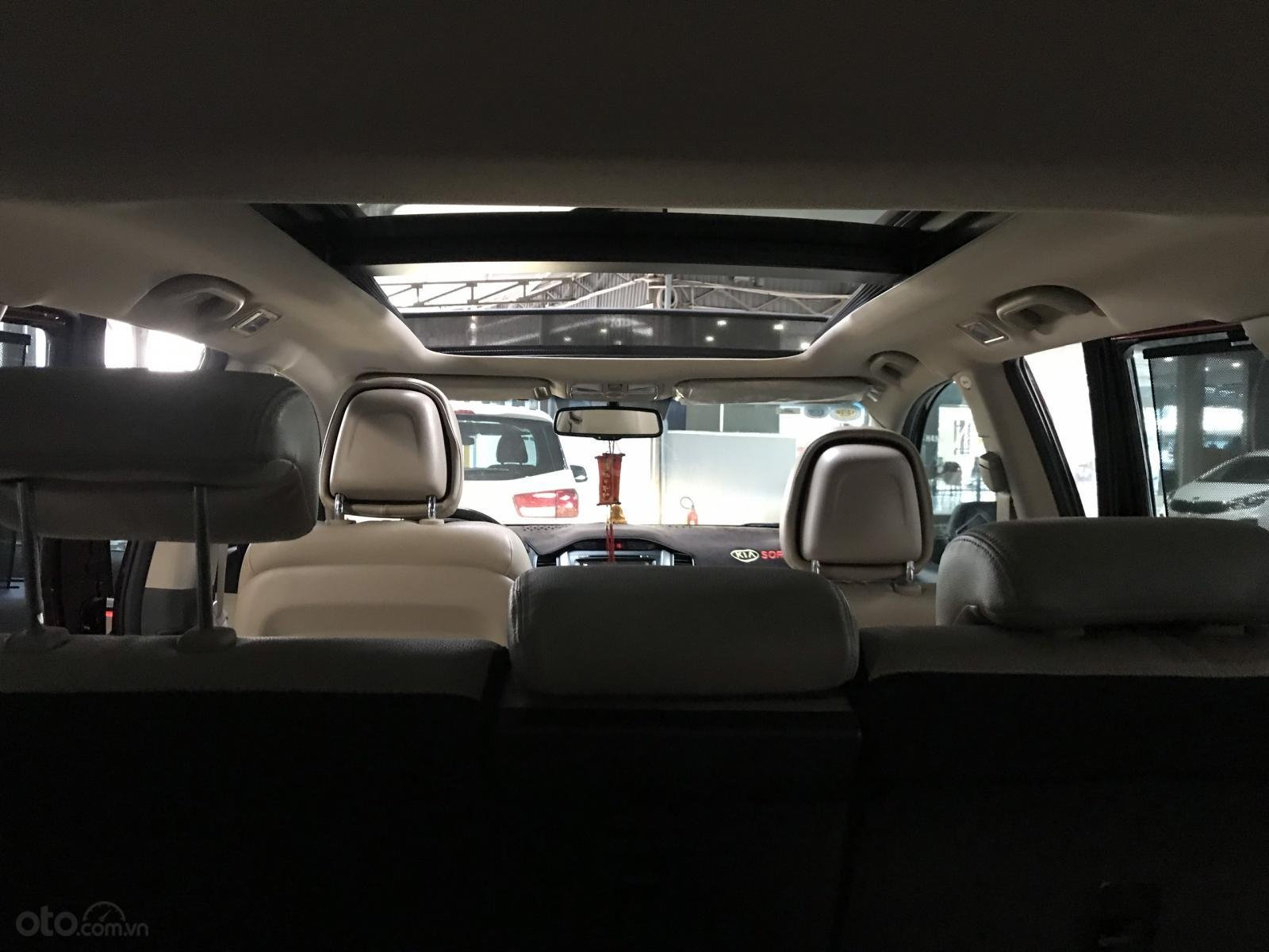Bán Kia New Sorento GATH 2.4AT màu đỏ mận số tự động sản xuất 2017 xe đẹp (6)