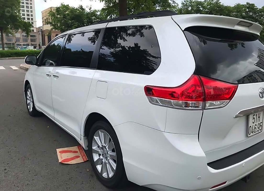 Bán Toyota Sienna Limited 2011, màu trắng, nhập khẩu   (5)