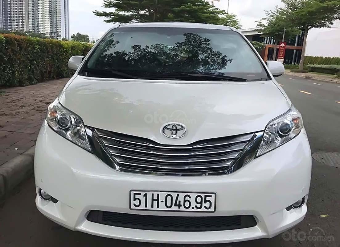 Bán Toyota Sienna Limited 2011, màu trắng, nhập khẩu   (3)