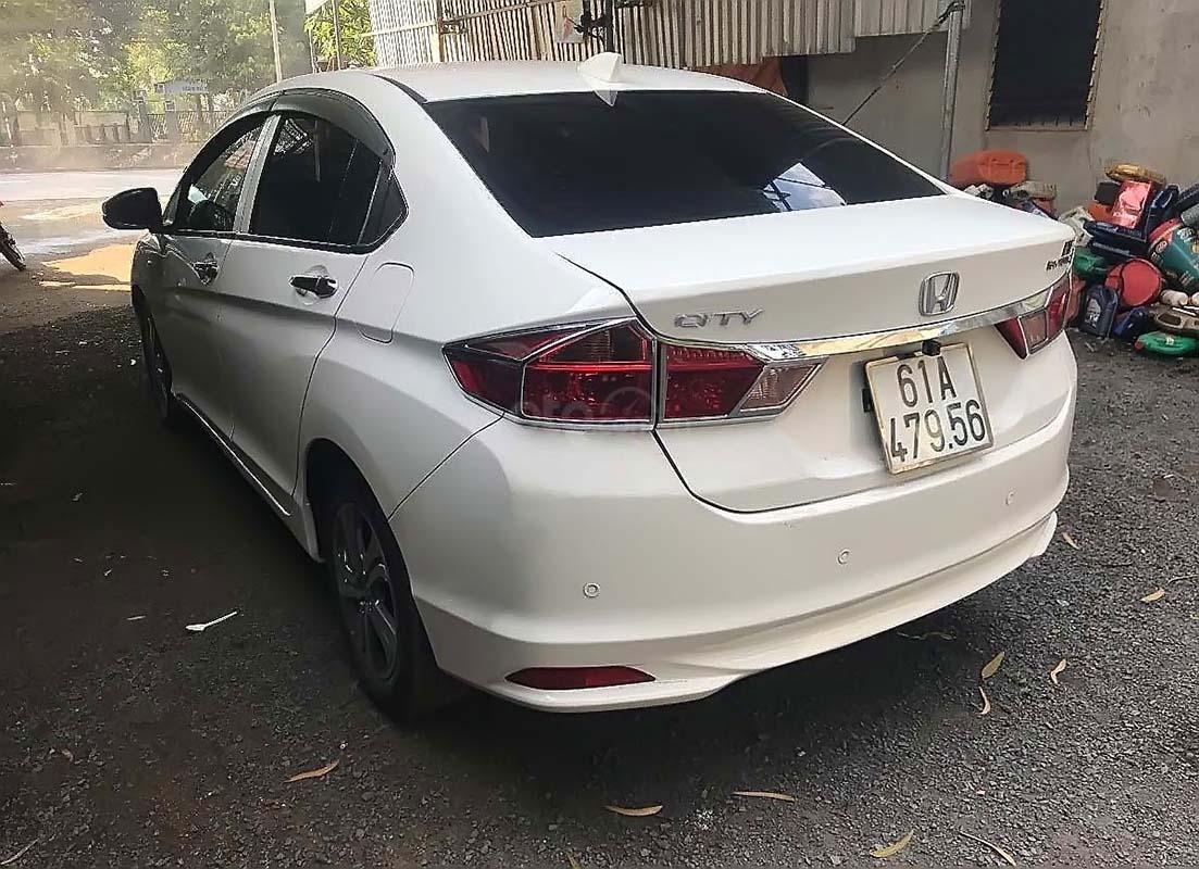 Bán xe Honda City 1.5 MT đời 2014, màu trắng (1)