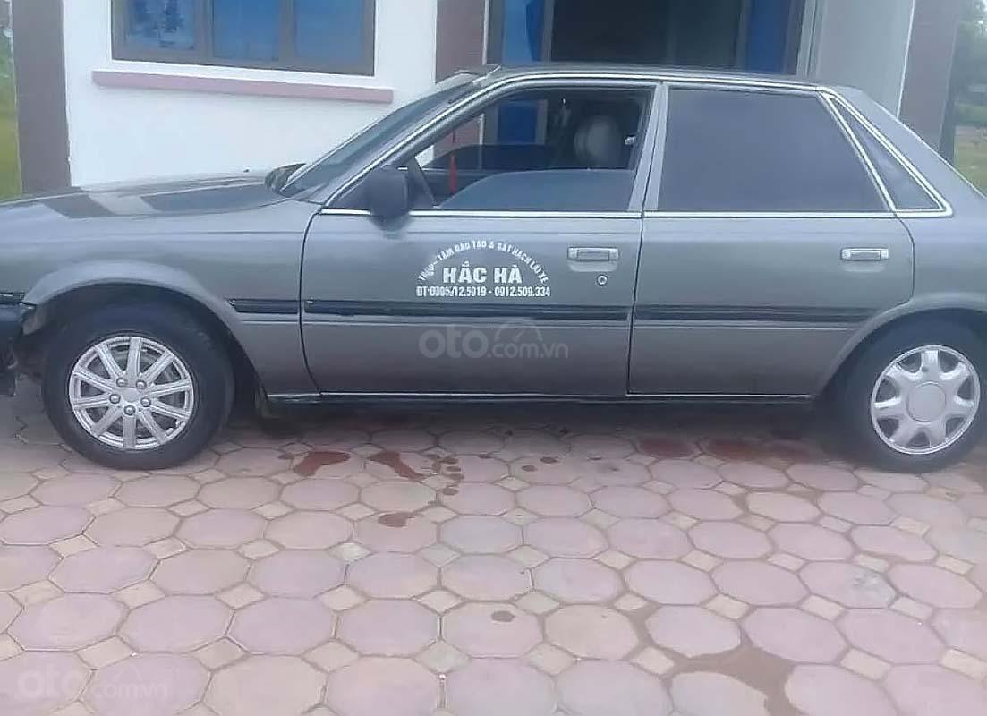 Bán Toyota Camry đời 1997, màu xám, nhập khẩu (1)