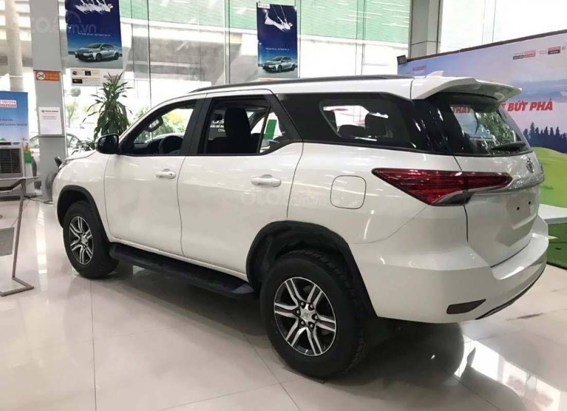 Toyota Hà Đông bán Toyota Fortuner năm 2019, màu bạc (2)