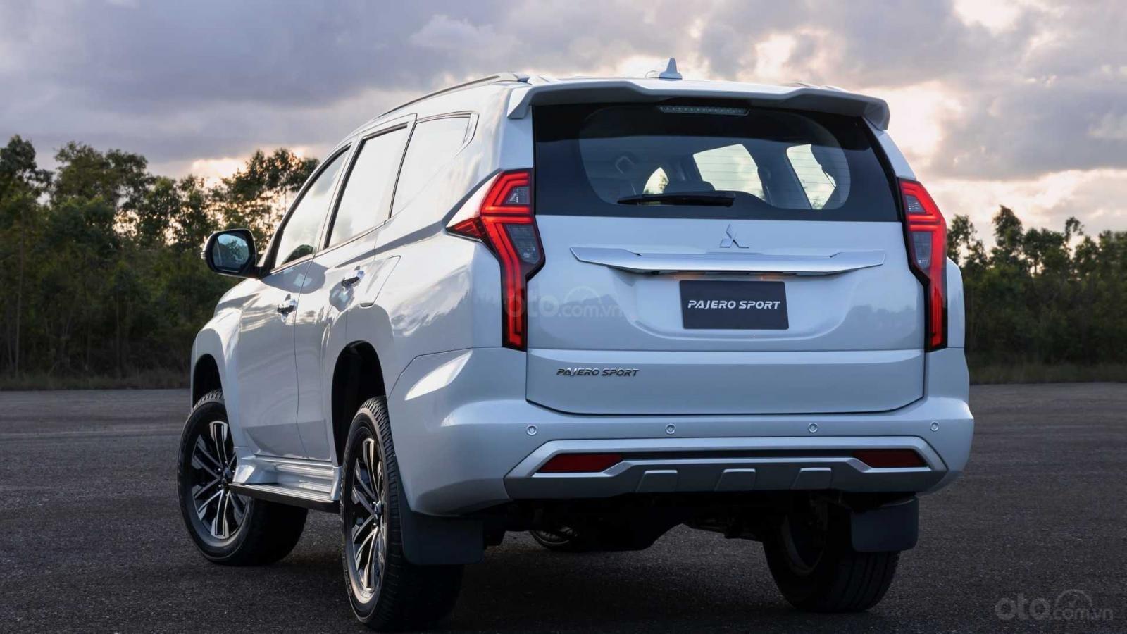 Mitsubishi Pajero Sport 2020 sẽ tùy biến dựa vào quy định của các khu vực kinh doanh
