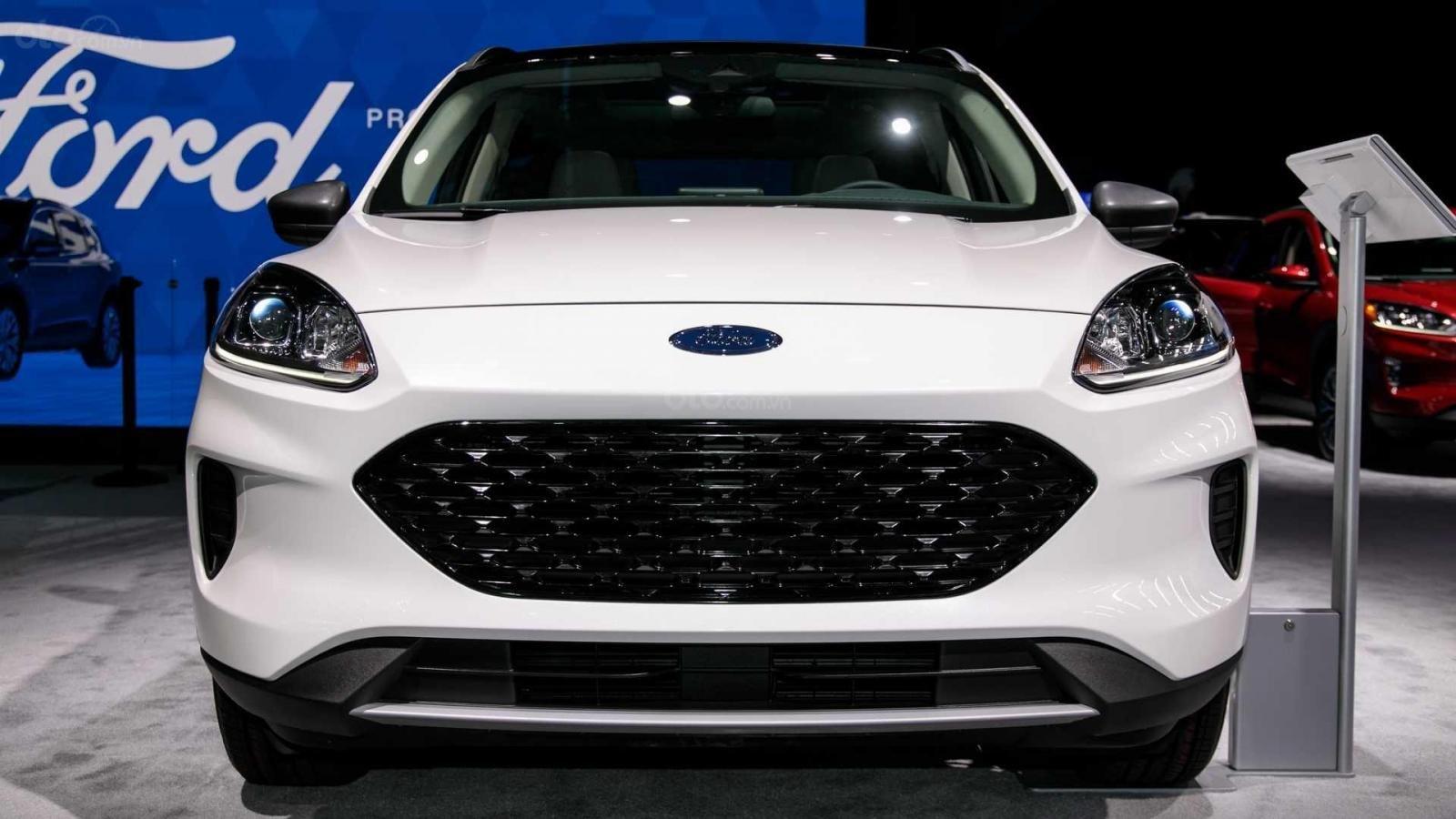 Phân biệt xe Ford Escape 2020 và đời cũ qua ảnh a1
