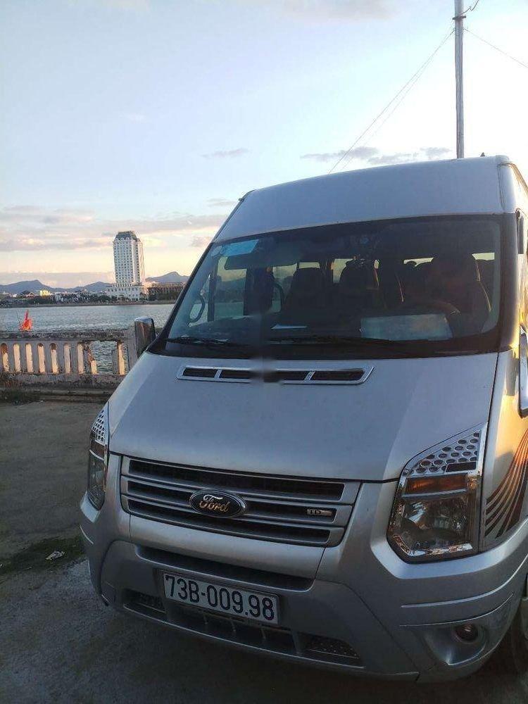 Bán Ford Transit sản xuất 2014 chính chủ (1)