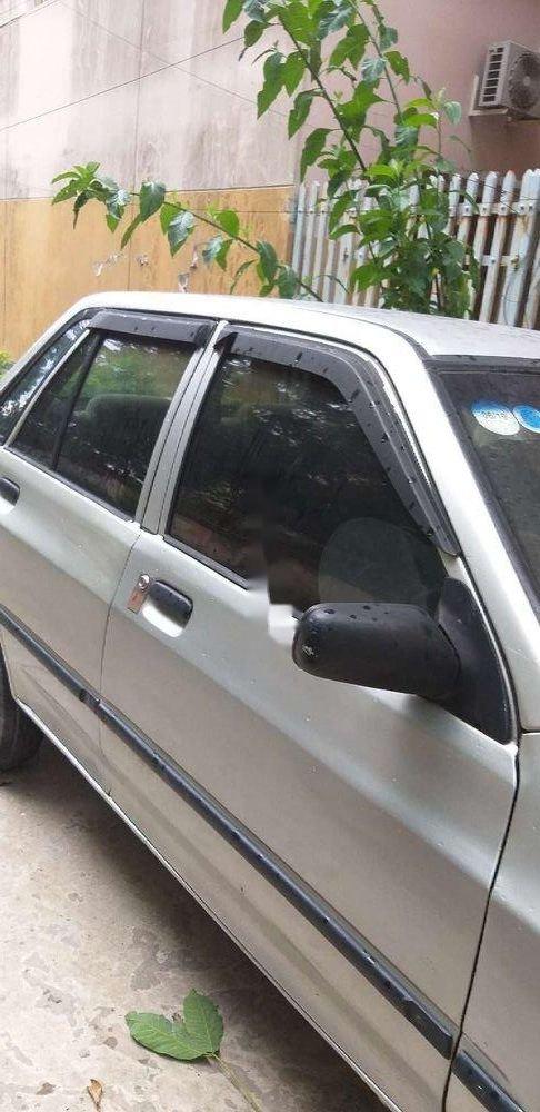 Cần bán lại xe Kia Pride sản xuất năm 2001, màu bạc, nhập khẩu nguyên chiếc (3)