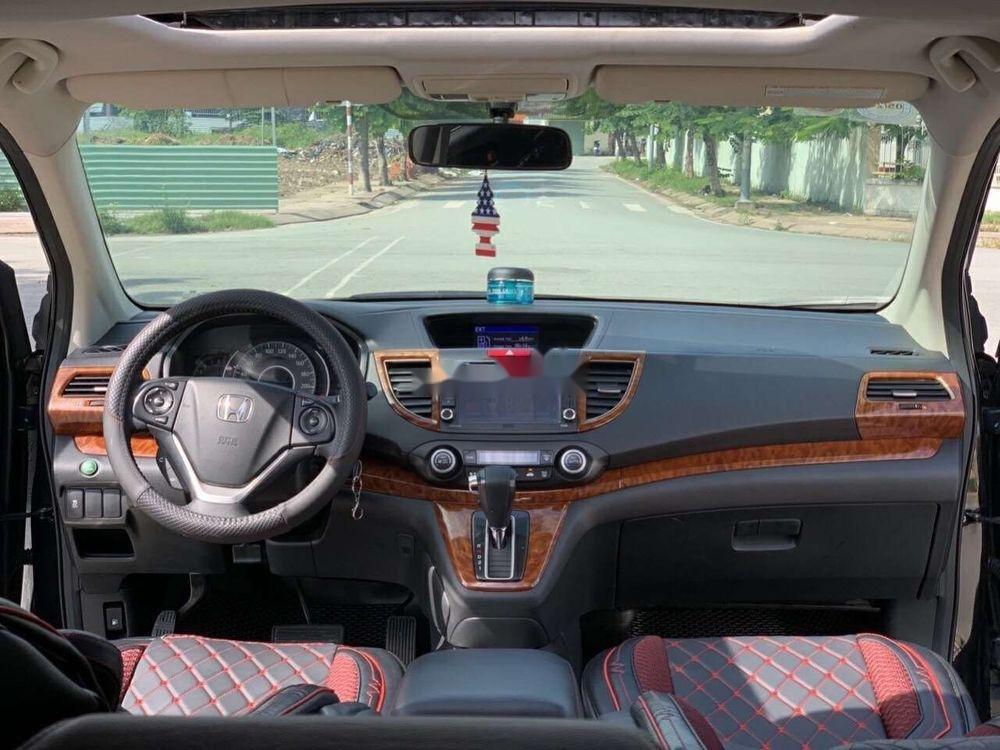 Cần bán gấp Honda CR V năm 2014, màu đen, giá tốt (11)
