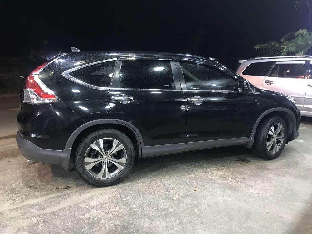 Cần bán gấp Honda CR V năm 2014, màu đen, giá tốt (4)