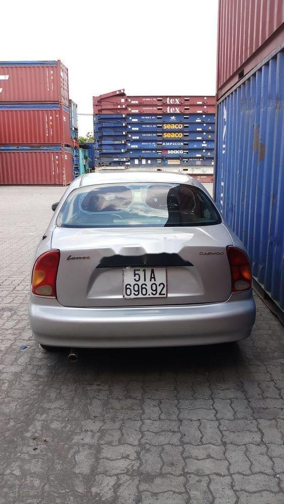Bán xe Daewoo Lanos năm 2003, màu bạc, nhập khẩu (2)