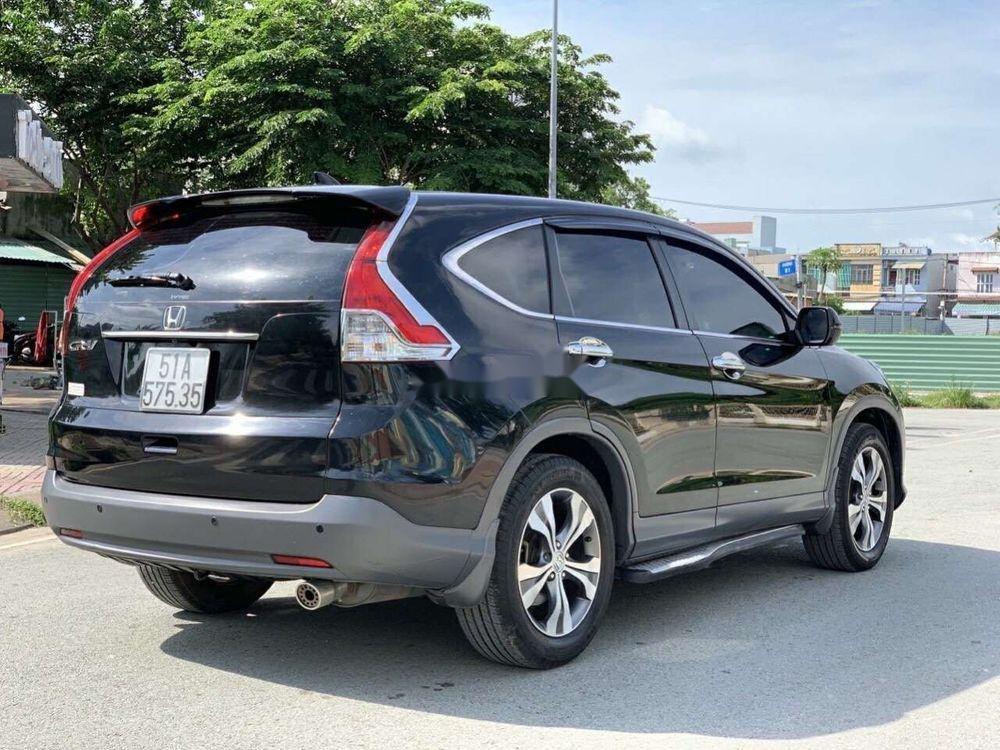 Cần bán gấp Honda CR V năm 2014, màu đen, giá tốt (12)