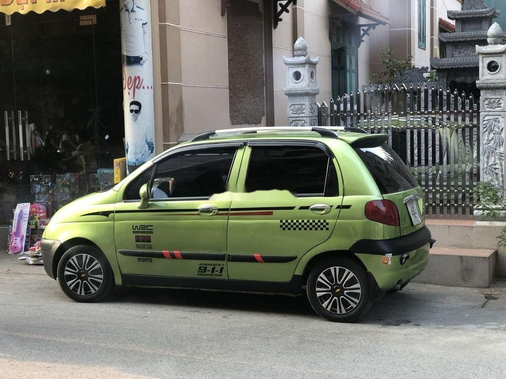 Cần bán Daewoo Matiz 2002 giá cạnh tranh (1)