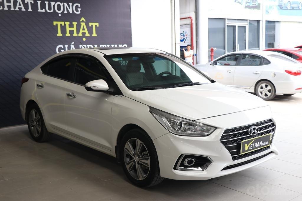 Hyundai Accent 1.4AT 2018, có bảo hành và trả góp 70% (3)