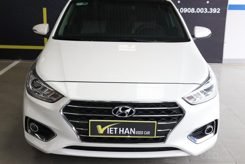 Hyundai Accent 1.4AT 2018, có bảo hành và trả góp 70% (2)