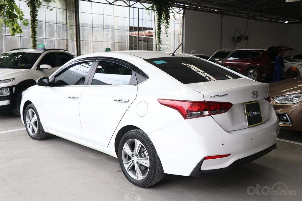 Hyundai Accent 1.4AT 2018, có bảo hành và trả góp 70% (4)