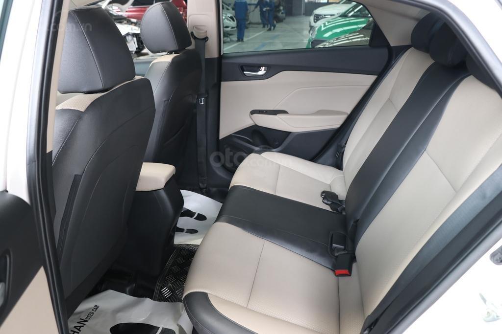 Hyundai Accent 1.4AT 2018, có bảo hành và trả góp 70% (7)