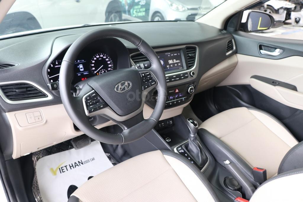Hyundai Accent 1.4AT 2018, có bảo hành và trả góp 70% (6)