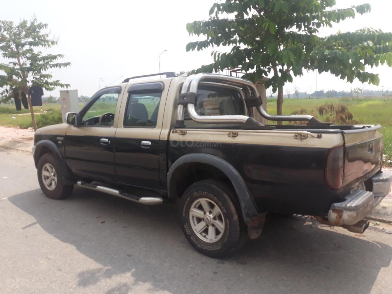 Bán Ford Ranger XLT đời 2005, hai màu, giá tốt (6)