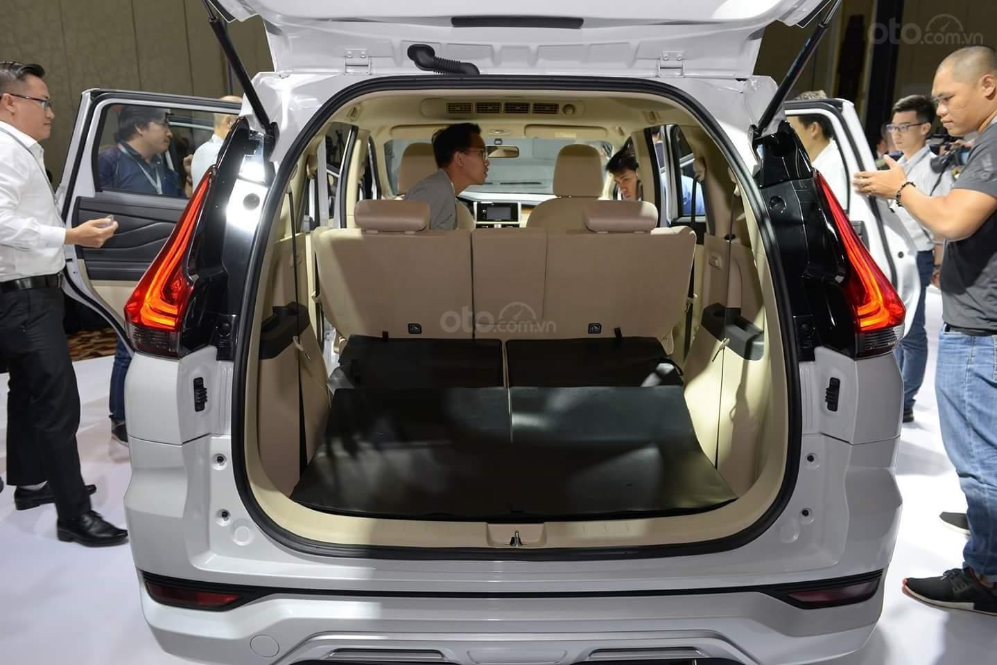 Mitsubishi Xpander AT màu trắng, nhập khẩu nguyên chiếc giao xe sớm đủ màu (7)