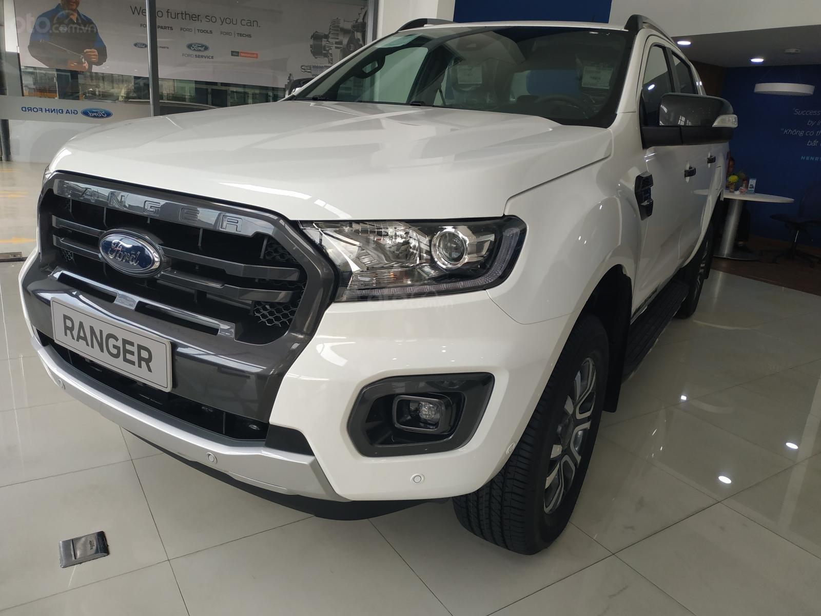 Bán tải Ford Wildtrak, xe bán tải Ford hàng đầu Việt Nam, giá tốt nhất miền Nam (1)
