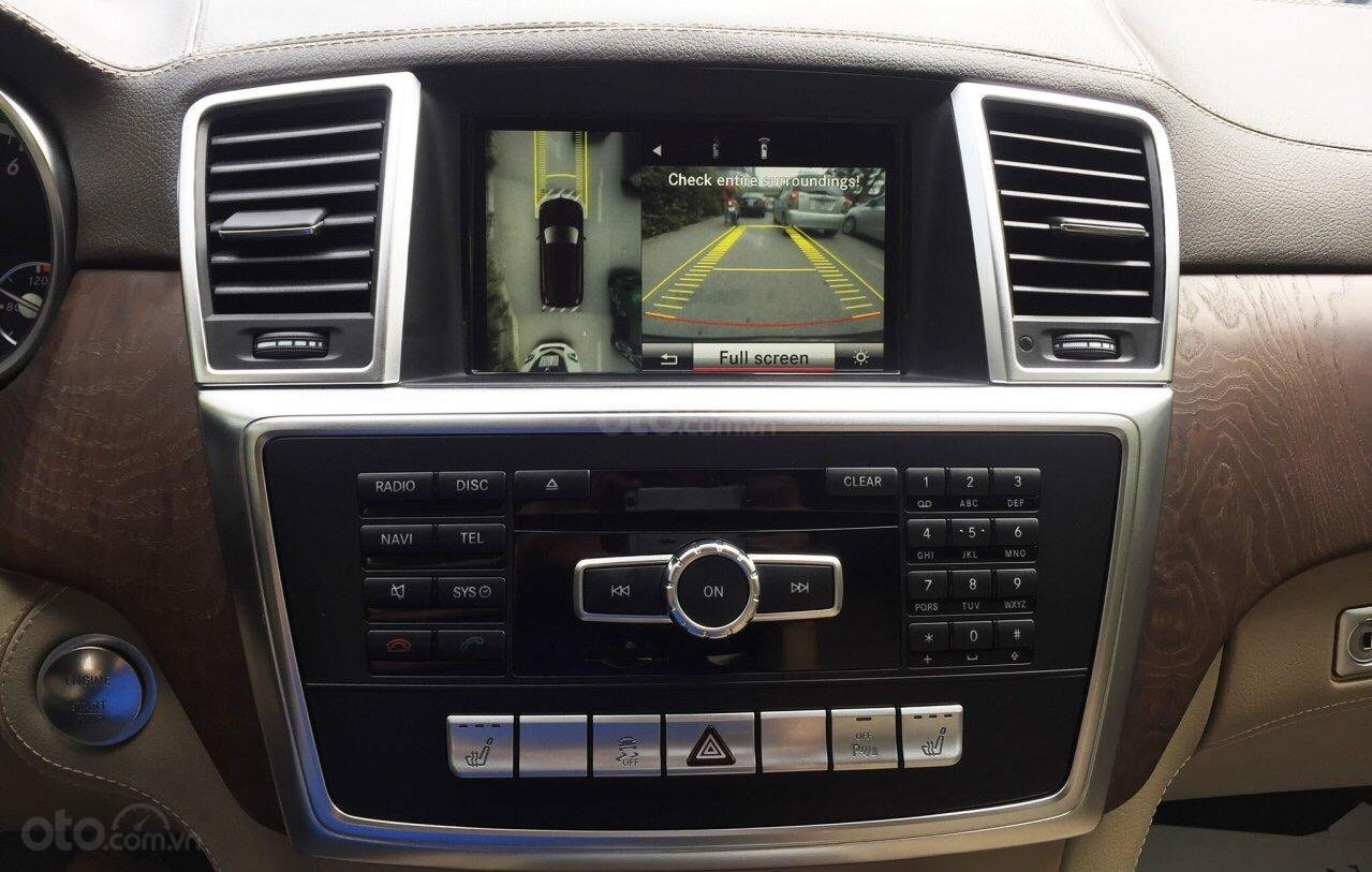 Xe Mercedes GL500 2015, màu nâu, nhập khẩu số tự động (11)