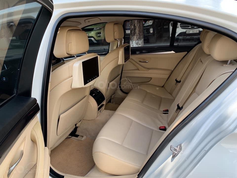 Cần bán BMW 5 Series 520i sản xuất năm 2012, màu trắng, xe nhập (6)