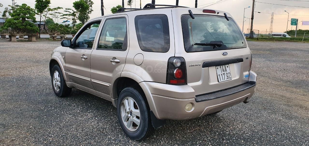 Bán Ford Escape đời 2008, số tự động, máy 2.3 lít, xe zin đẹp như mới 0964674331 (2)