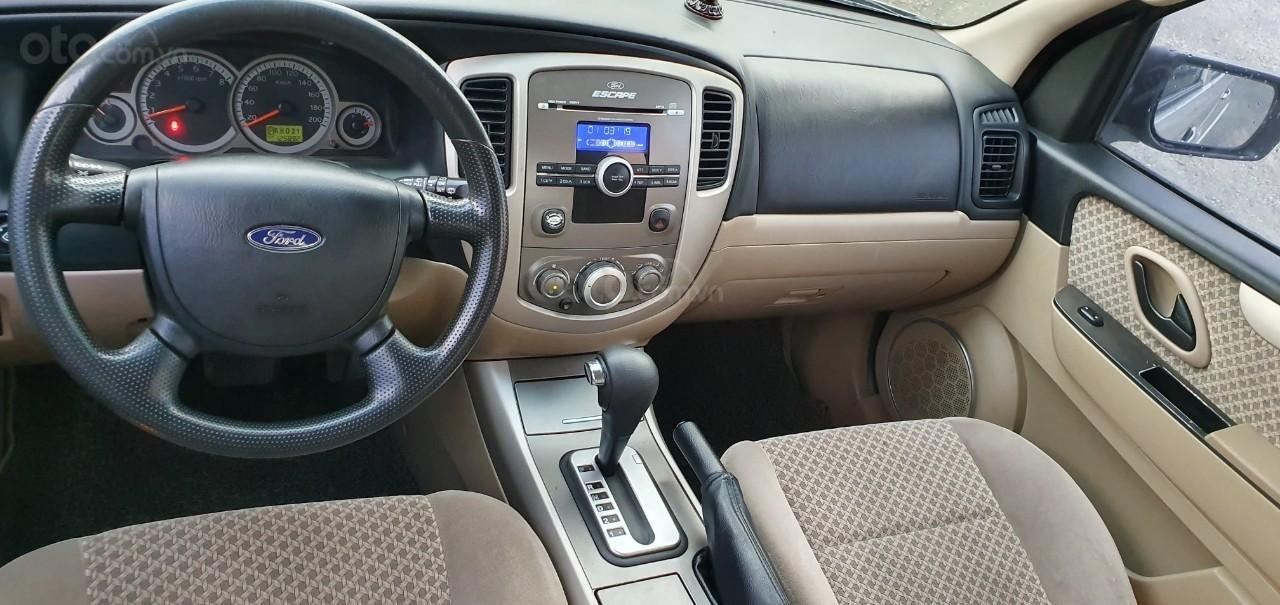 Bán Ford Escape đời 2008, số tự động, máy 2.3 lít, xe zin đẹp như mới 0964674331 (5)