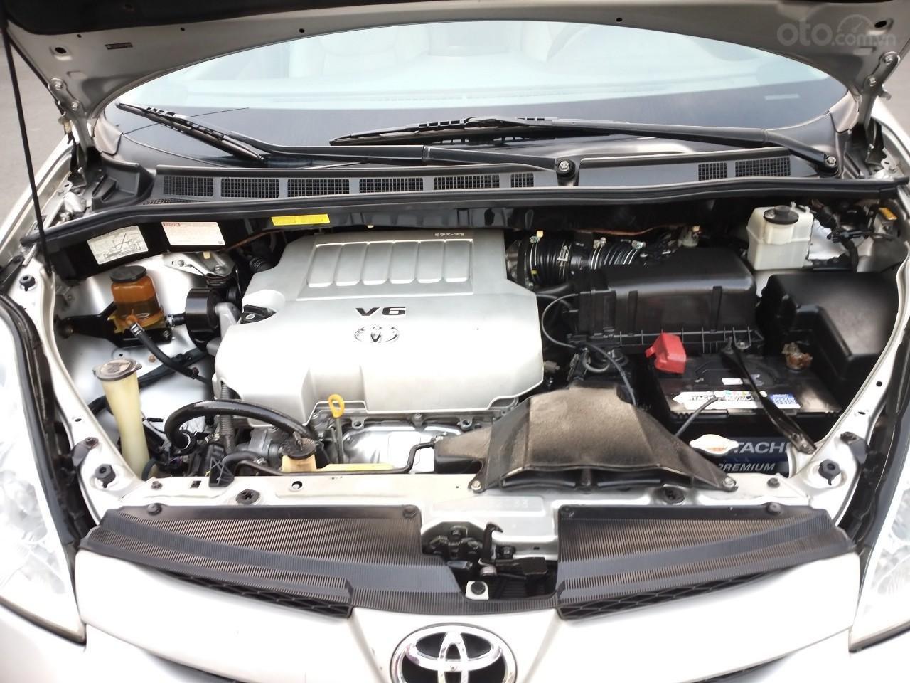 Toyota Sienna LE model 2008, xe nhà ít chạy còn mới toanh, màu siêu đẹp, toàn bộ còn zin theo xe (12)