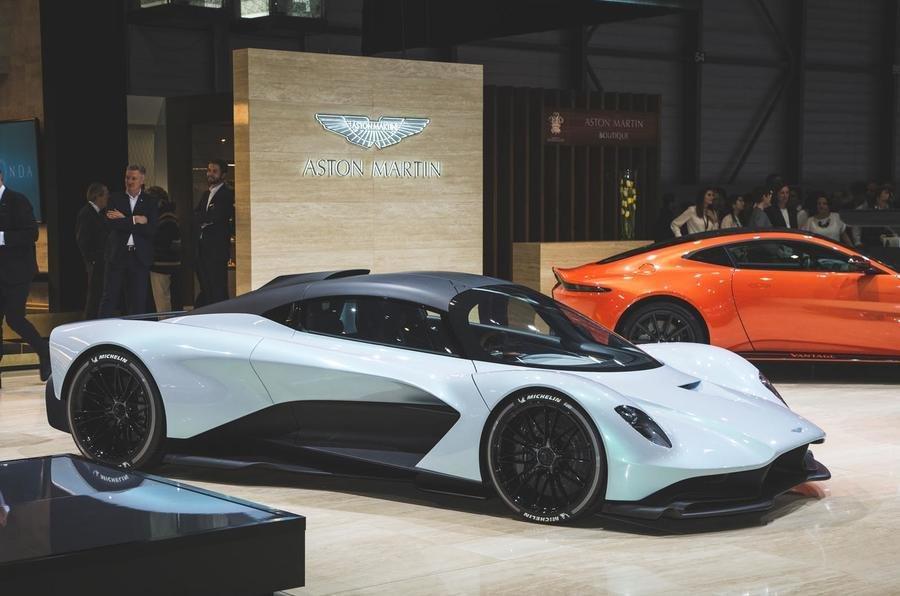 Aston Martin Valhalla.