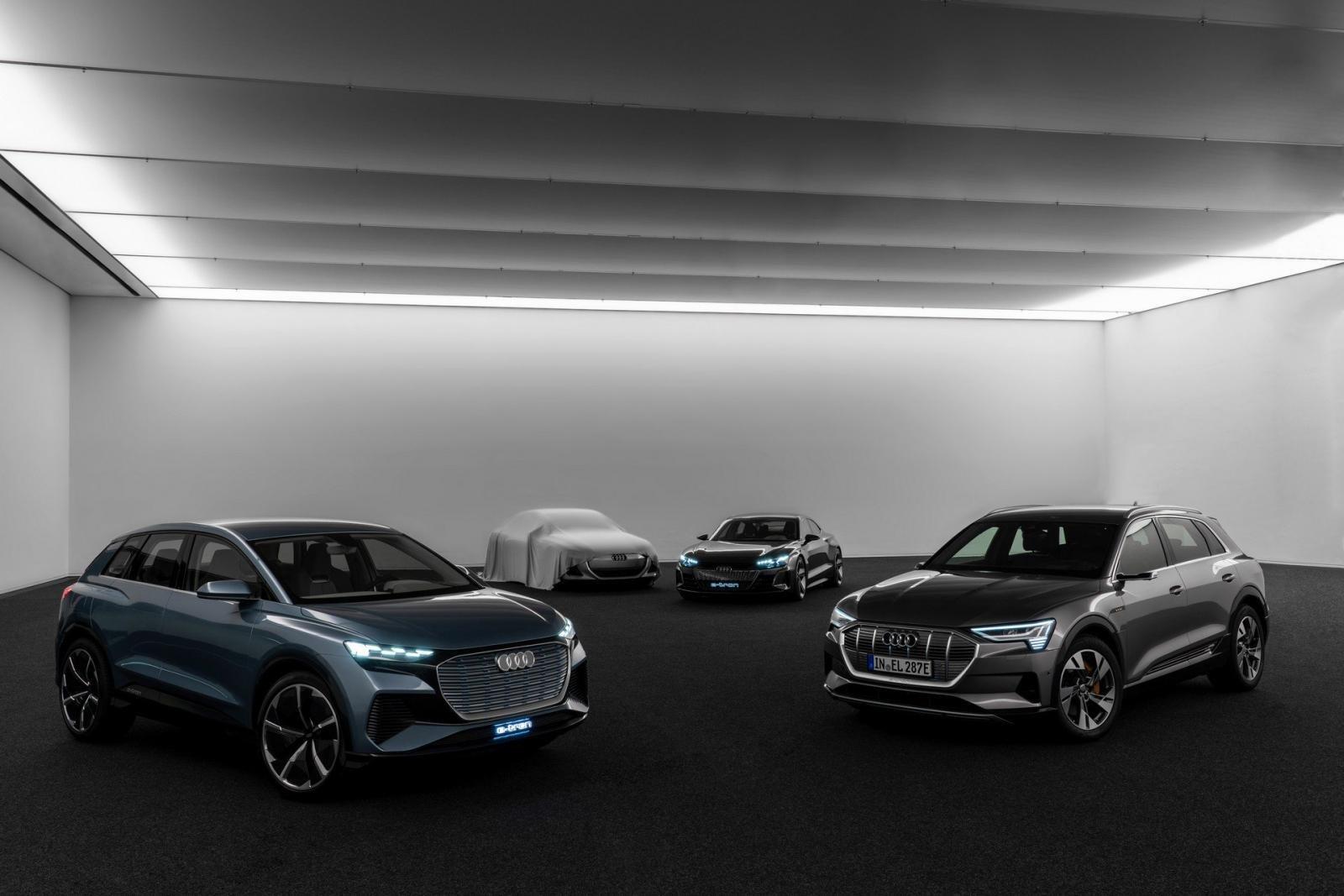 Porsche và Audi có thể chia sẻ nền tảng PPE với các hãng ô tô khác.