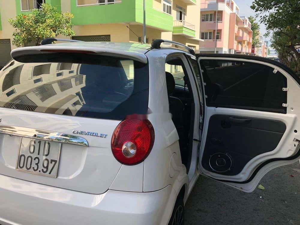 Bán xe Chevrolet Spark đời 2010, màu trắng, nhập khẩu   (5)