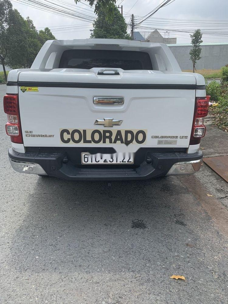 Cần bán Chevrolet Colorado 2016, màu trắng, xe nhập còn mới, 480tr (4)