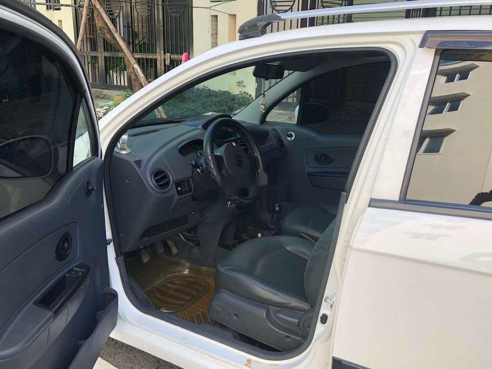 Bán xe Chevrolet Spark đời 2010, màu trắng, nhập khẩu   (2)