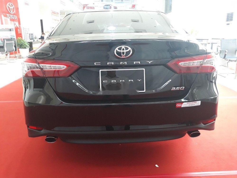 Bán xe Toyota Camry đời 2019, màu đen, nhập khẩu nguyên chiếc (2)
