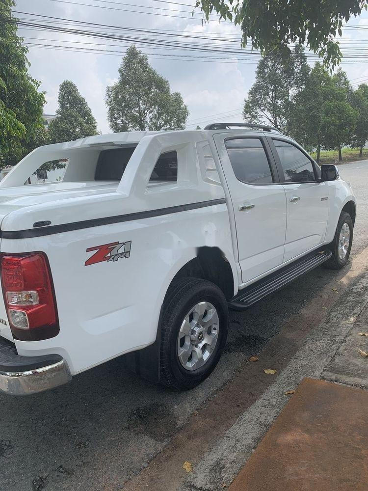 Cần bán Chevrolet Colorado 2016, màu trắng, xe nhập còn mới, 480tr (3)