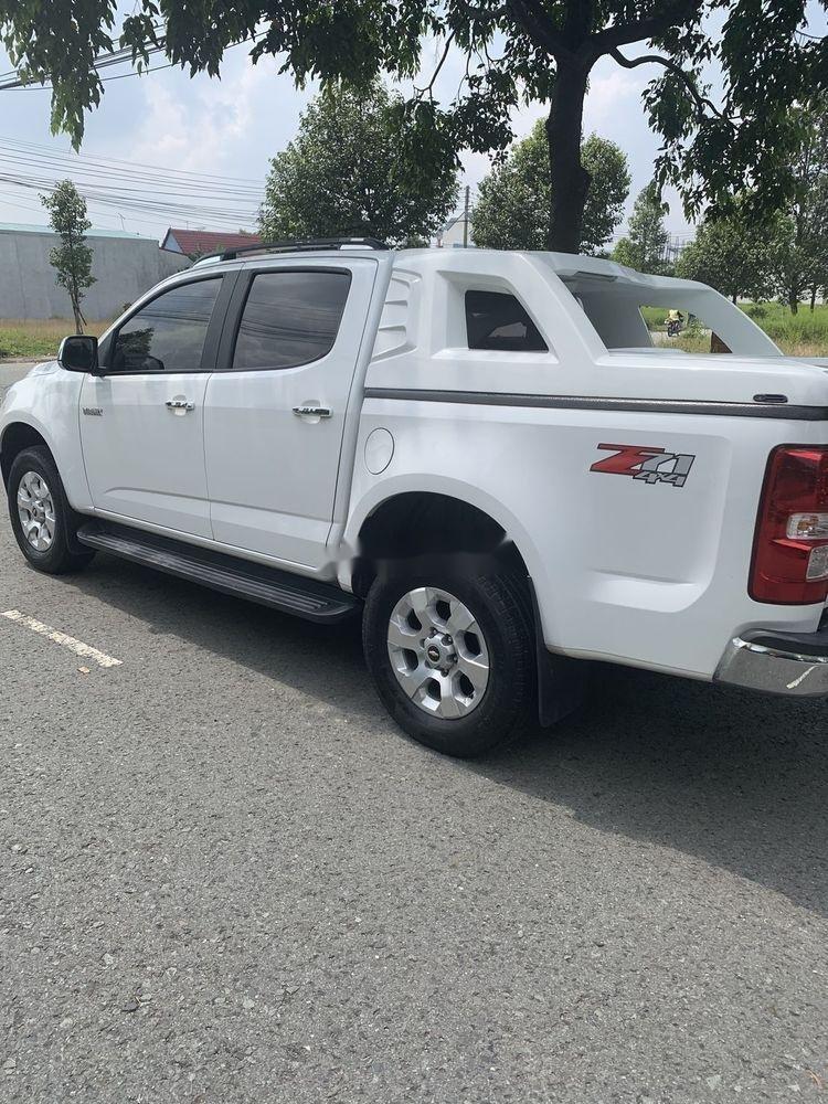 Cần bán Chevrolet Colorado 2016, màu trắng, xe nhập còn mới, 480tr (2)