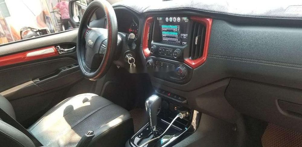 Bán Chevrolet Trailblazer năm 2018, màu trắng, xe nhập, giá 980tr (3)