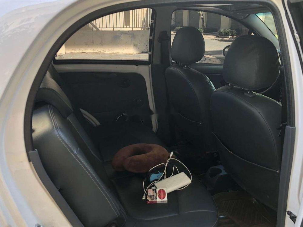 Bán xe Chevrolet Spark đời 2010, màu trắng, nhập khẩu   (6)