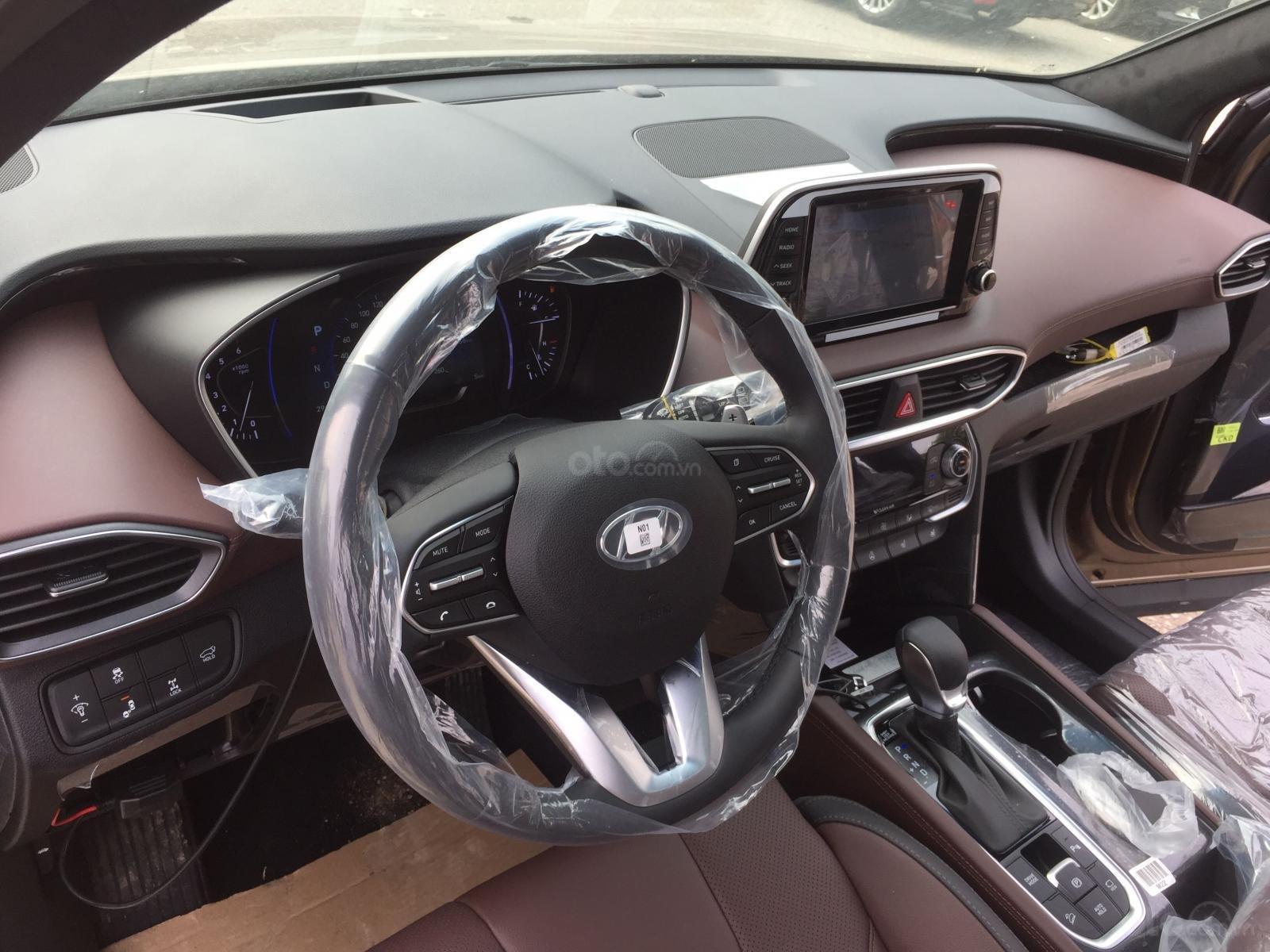 Bán Hyundai Santafe 2.2 cao cấp giao ngay (13)