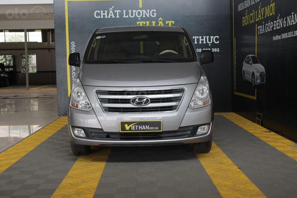 Hyundai Starex 2.5MT 2016, bao chạy cho kinh doanh (2)