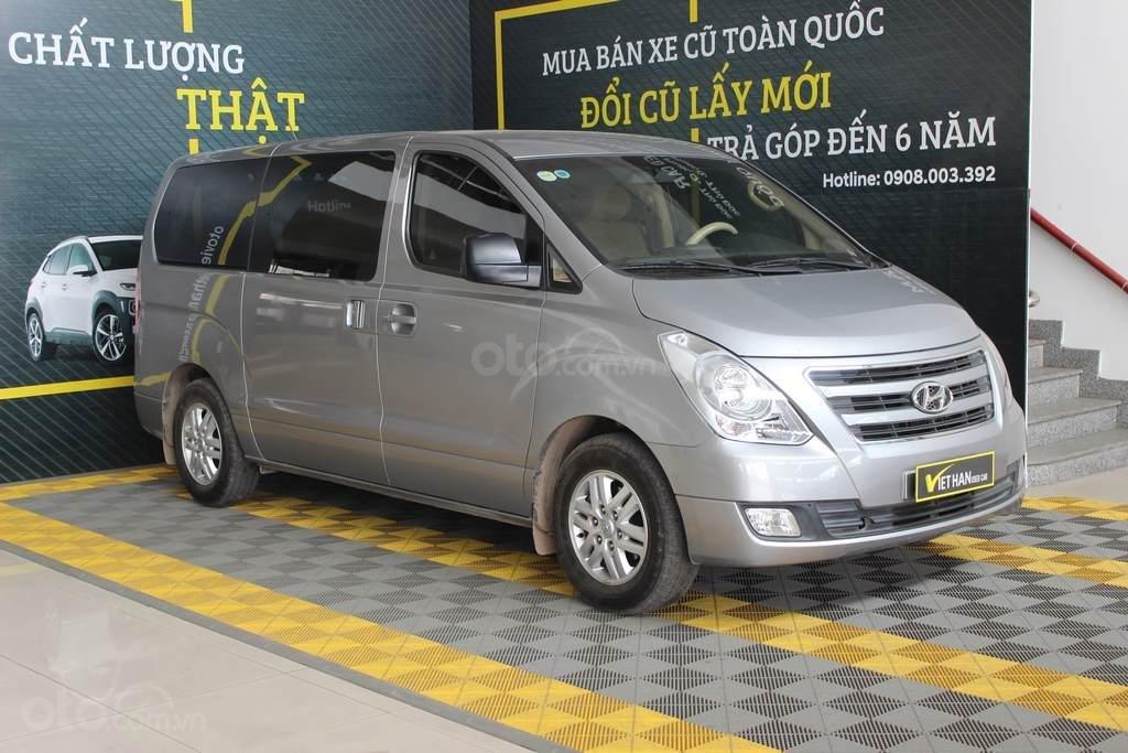 Hyundai Starex 2.5MT 2016, bao chạy cho kinh doanh (3)
