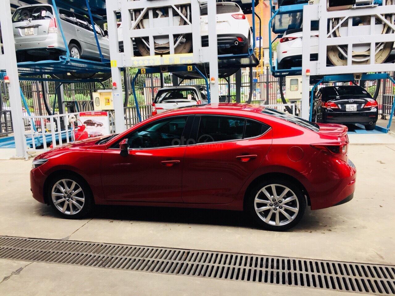 Chỉ 180tr nhận Mazda 3 tháng 10 giảm giá 70tr TG 90%, đủ màu, hỗ trợ ĐKĐK, giải quyết nợ xấu, LH MS thu 0981485819 (3)