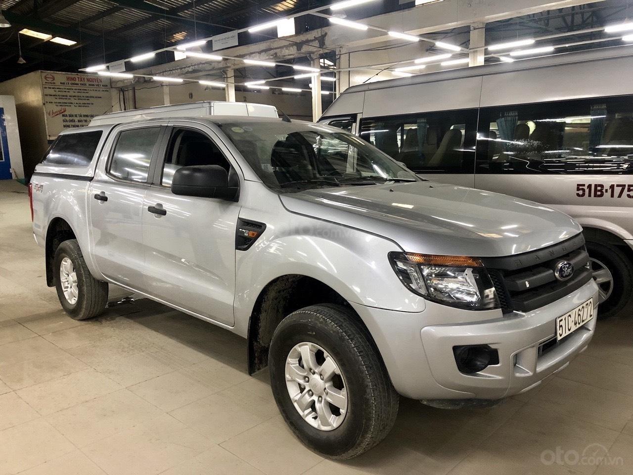 Ford Ranger XL (bản full) 2014 - Hỗ trợ trả góp (2)