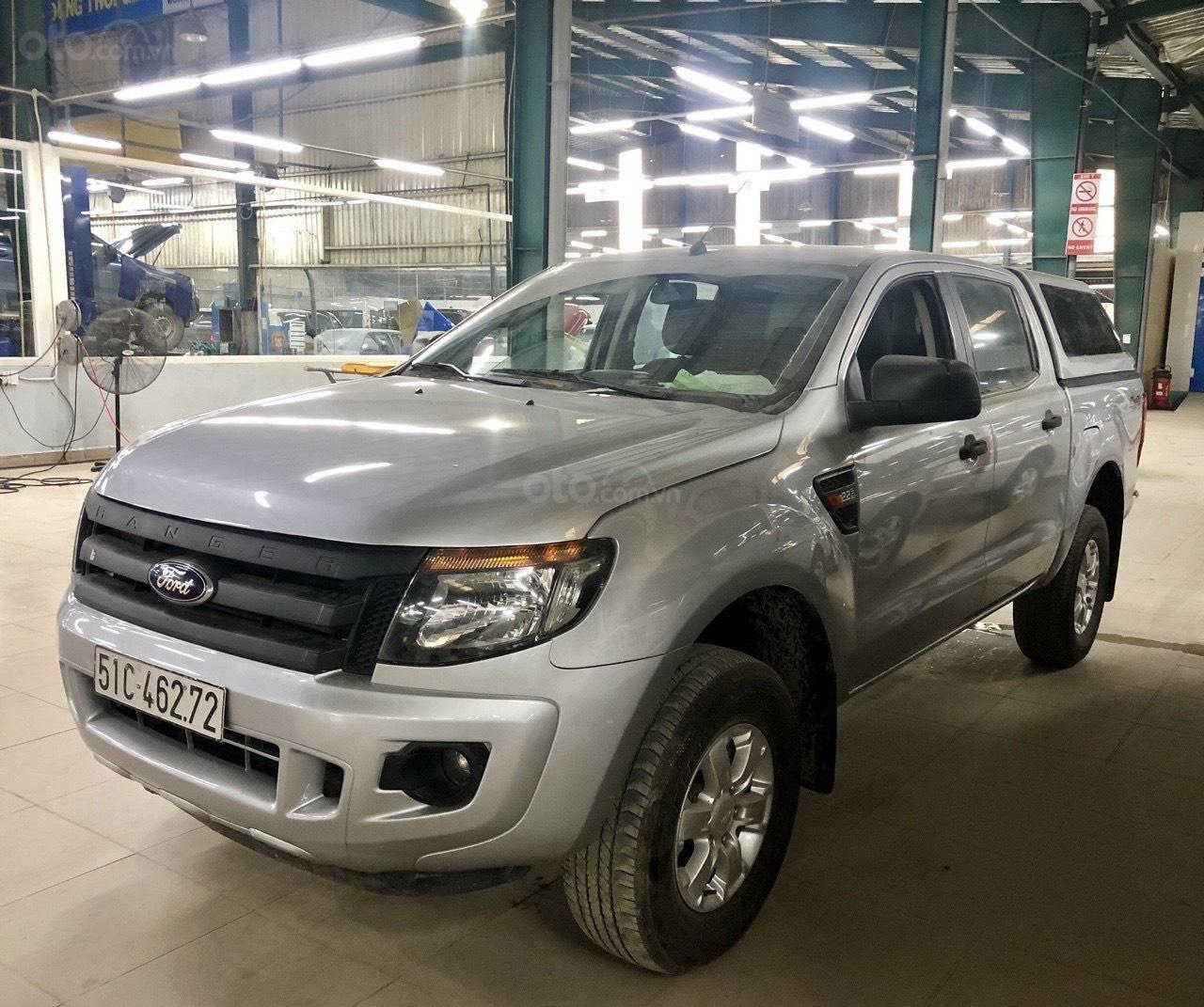 Ford Ranger XL (bản full) 2014 - Hỗ trợ trả góp (6)