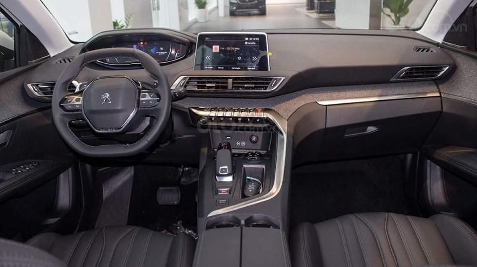 Chỉ với 370 triệu sở hữu ngay Peugeot 3008 5 chỗ mới, bảo hành 5 năm (4)