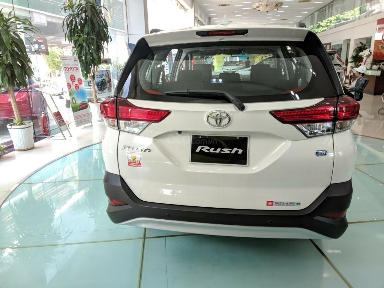 Toyota Rush 2019 nhập khẩu nguyên chiếc - giá tốt nhất - vay 80% LH: 0343758663 (6)