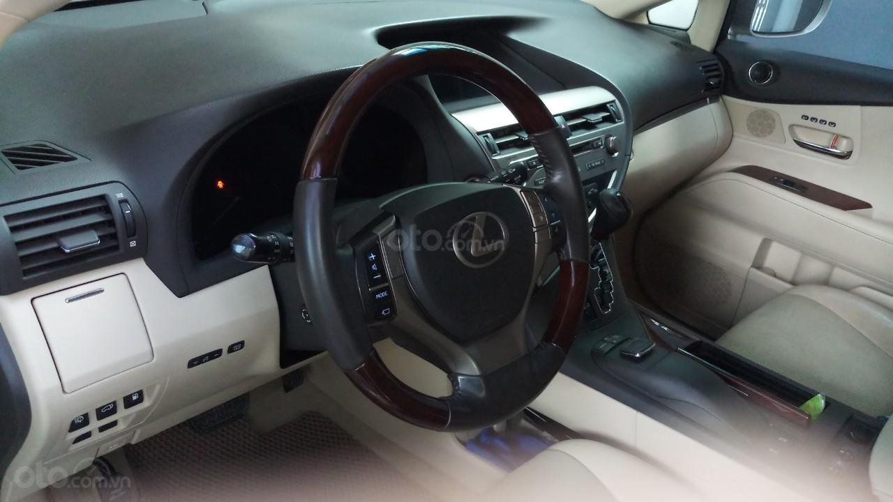 Xe Lexus RX 350 AWD sx 2015 - 2 tỷ 550 triệu (4)
