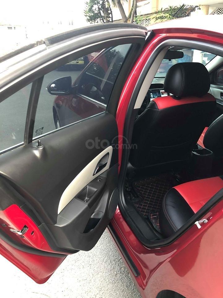 Bán Chevrolet Cruze số sàn, sản xuất năm 2016, giá rẻ (19)